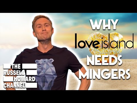Why Love Island needs Mingers- The Russell Howard Hour