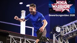 💥Clucky Luke💥 Ninja Warrior Germany 2020 Bewerbungsvideo