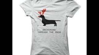 Funny Dachshund Shirts