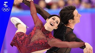 Figure Skating | Free Skating + Ice Dance Free Dance Team Highlights | Pyeongchang 2018 | Eurosport