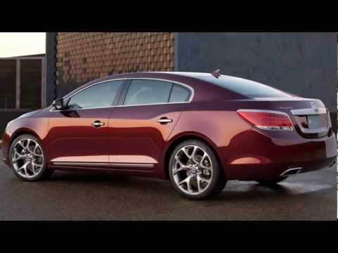 2011 Buick Lacrosse Gl Concept Youtube