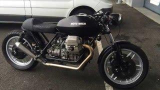 Café Racer Moto Guzzi 1000 California 2