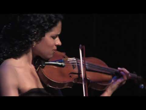 Violinist Maya Shankar