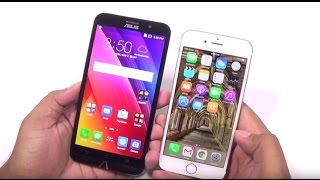 5 Reasons why Asus Zenfone 2 Deluxe is better than iPhone 6