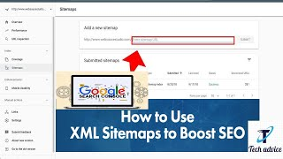 How to Add Sitemap into Google Search Console