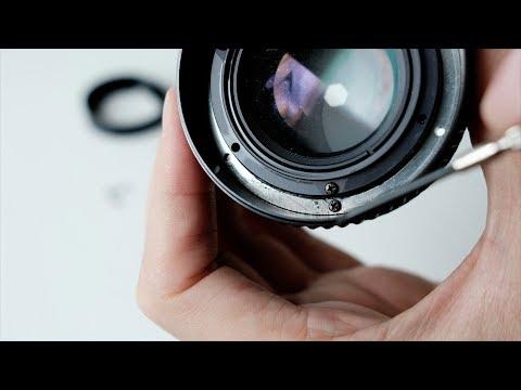 Adjusting Infinity Focus on the Minolta 50mm f1.7 Rokkor