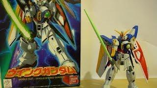 Gunpla Review #2 - NG 1/144 Wing Gundam