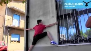 #15 Corso Parkour Sant'Antioco: Risoluzione Problemi