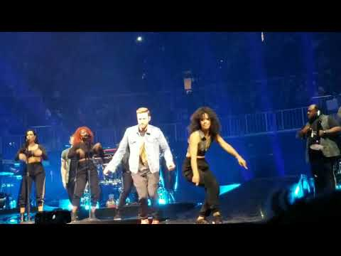 My Love - Justin Timberlake With T.I. - Man Of The Woods Tour