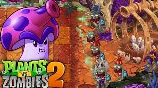 Plants vs. Zombies™ 2 - PopCap Jurassic Marsh Day 11