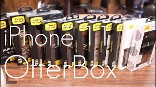 OtterBox iPhone 11 Pro / MAX - ENTIRE CASE LINE UP - Hands On Look