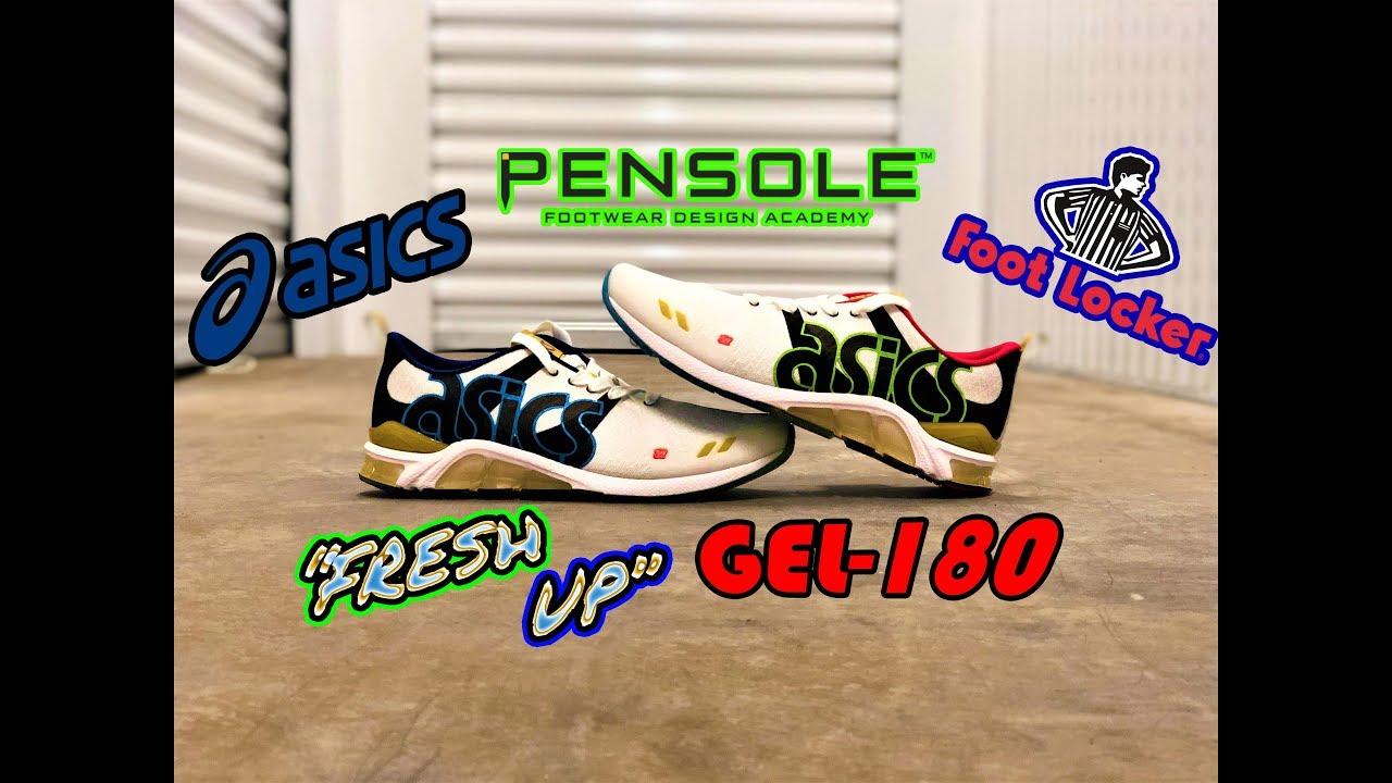 ee0a1cf7bd3f  REVIEW  Asics x Foot Locker x Pensole