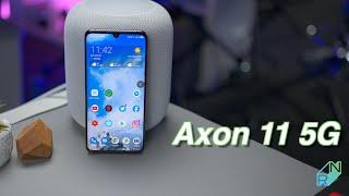 ZTE Axon 11 5G Recenzja - Wreszcie coś innego | Robert Nawrowski