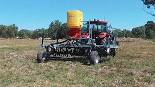 Farmtech Maxi Aervator