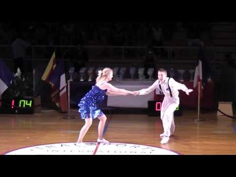 Yann-Alrick et Solenn Avignon 29/05/2010 Lindy-Hop Coupe de France