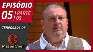 MASTERCHEF BRASIL (21/04/2019) | PARTE 5 | EP 05 | TEMP 06