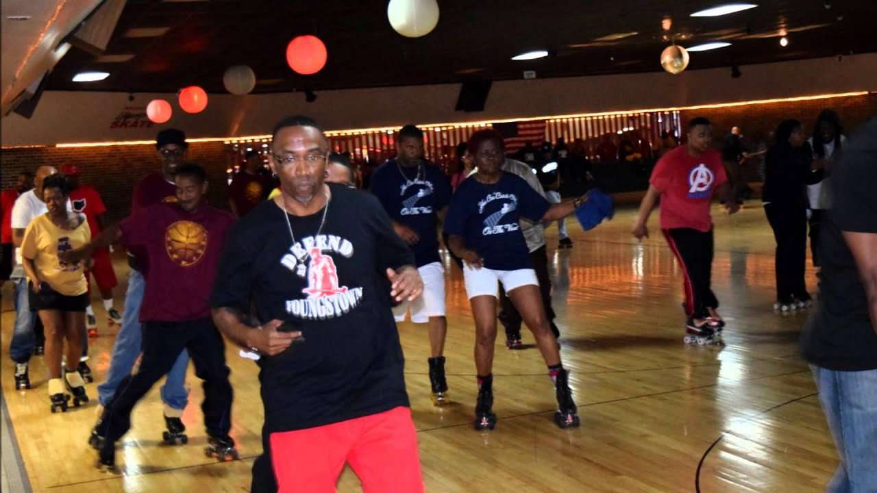 Roller skating rinks youngstown ohio - Pittsburgh Steel City Rollers Spring Bling Skate Jam 2015 See Part 2 The Video