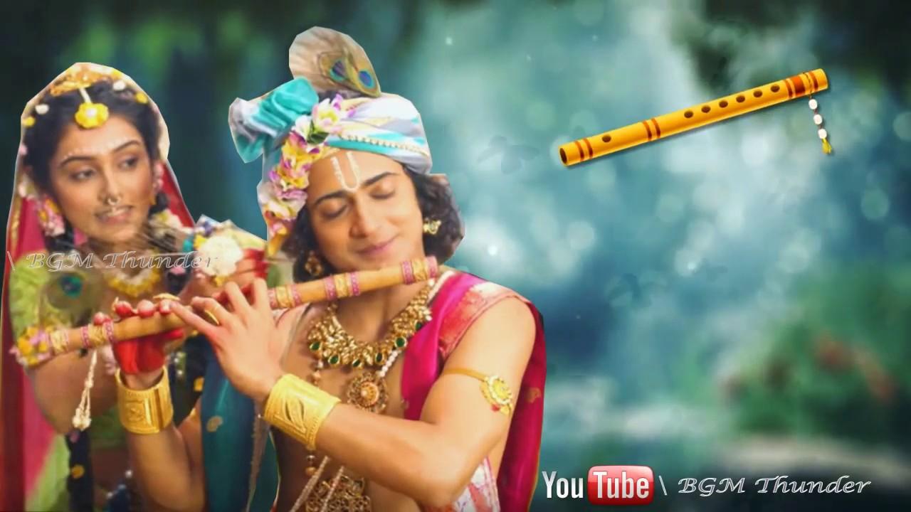 radha krishna tamil serial song download