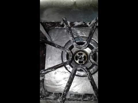 Does It Work? Cleaning Stove Burners with Baking Soda & Peroxide