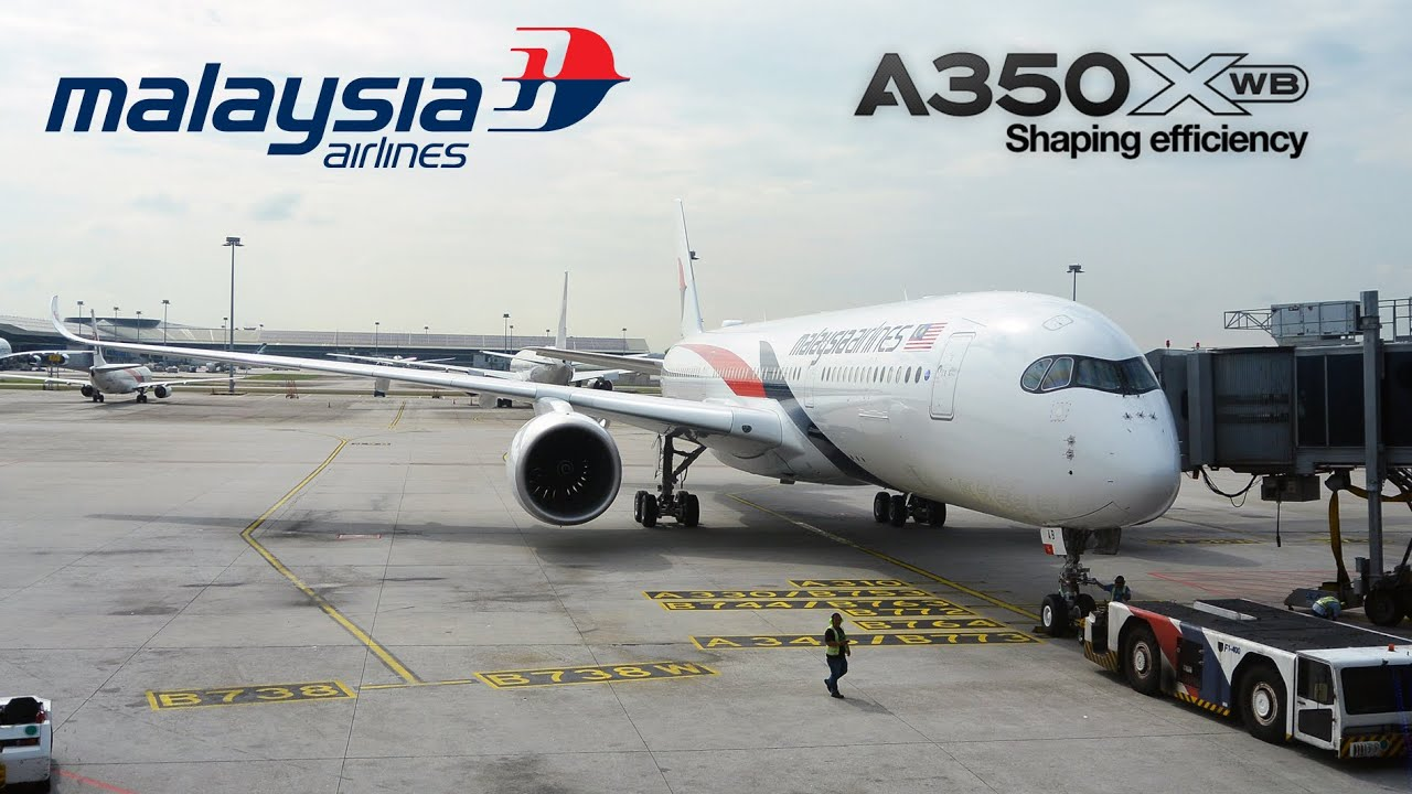 Malaysia Airlines in World's Most Improved Airlines 2019 top 3