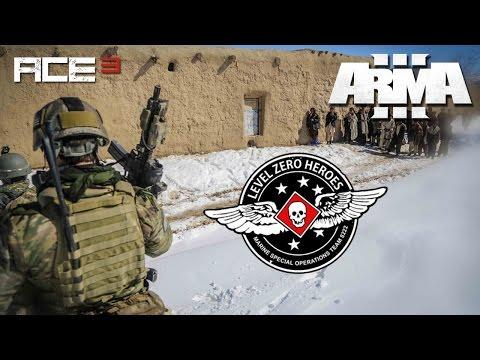 Arma 3 - Level Zero Heroes - Sangin - Afganistán