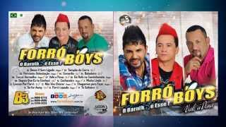 Forró Boys Vol. 5 - CD Completo 2015 Vale a Pena