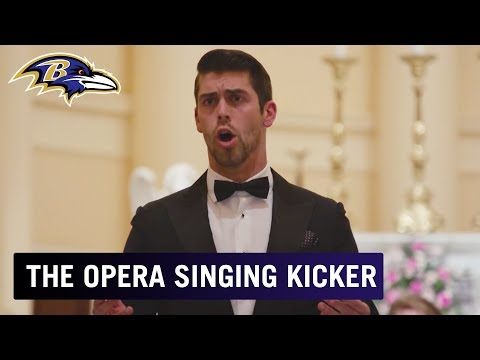 Justin Tucker Amazes Audience At Opera Concert