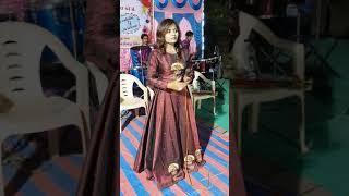 Tejal Thakor | 1st time in live singing a song | દરિયા કિનારે તારા બંગલા