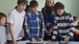 Участие команд Тамбовской области в открытом робототехническом фестивале РОБОАРТ 2016