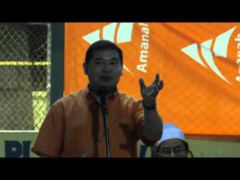 TERKINI | 16 Jan 2016 - Ceramah YB Rafizi Ramli - Kok Lanas, Kota Bharu, Kelantan