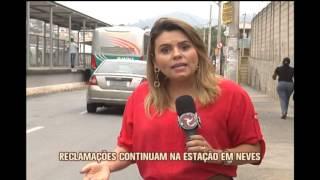 Passageiros reclamam da falta de ônibus na Estação do Move de Justinópolis