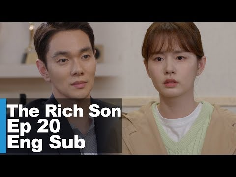 Lee Kyu Han Confessed Himself to Kim Joo Hyun [The Rich Son Ep 20]