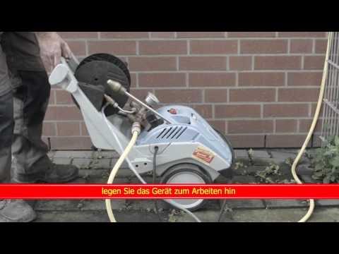 Video Kurzfilm Hochdruckreiniger