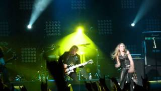 Kobra Paige - Kings of Metal (Manowar cover) - Metal All Stars - Live In Moscow 2014