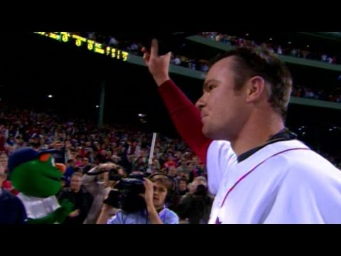 Jon Lester throws the 18th no-hitter in Red Sox history