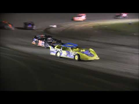 Farmer City Pro Crate Late Model Feature 8 31 18