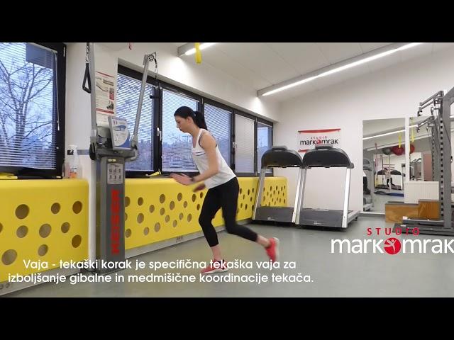 Runners step - Tekaski korak