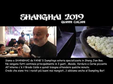 """CINAINCUCINA  Presenta: """"Sheng Jian Bao"""""""