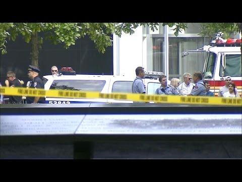 9/11 Memorial in New York City evacuated