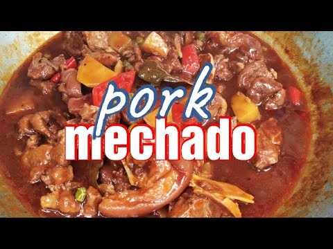 Pork Mechado (Buto- Buto)(Mechadong Baboy Recipe)Lutong Pinoy/Panlasang Pinoy 2019