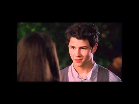 Nate & Dana (Nick Jonas & Chloe Bridges) -Camp Rock 2 Scene
