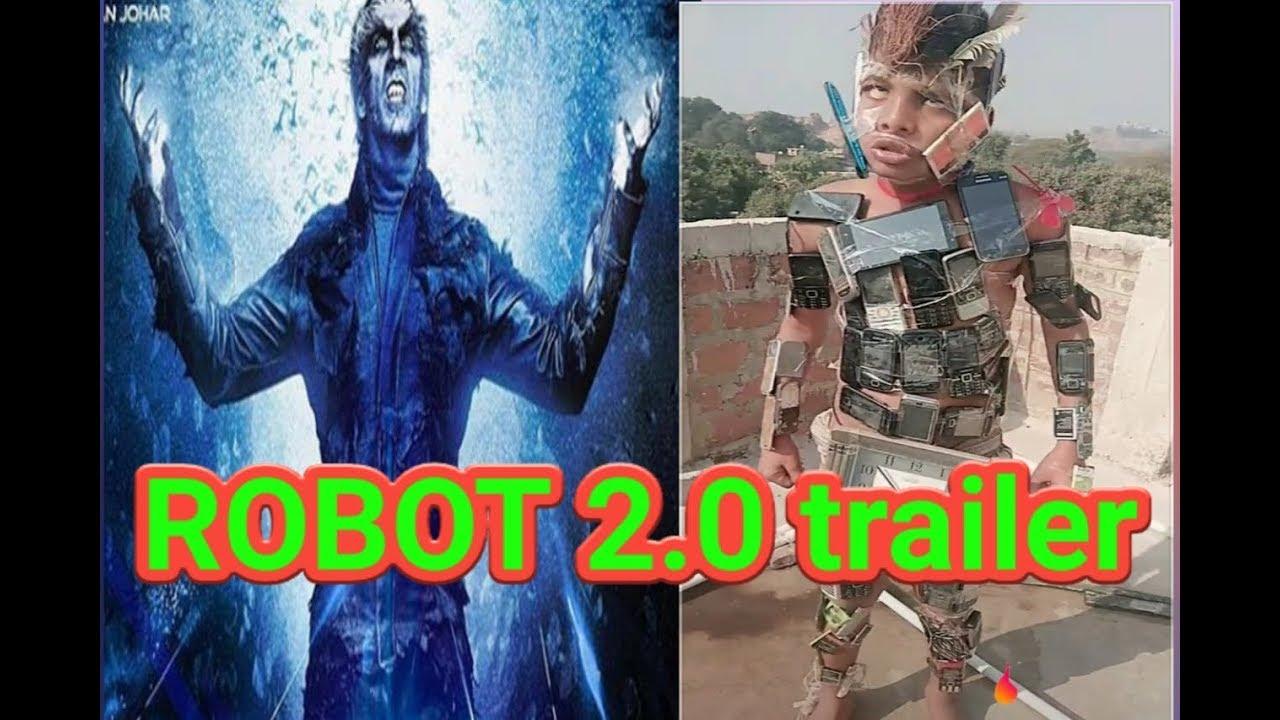Download robot 2.0 full trailer Funny Video//#Robot2.0//