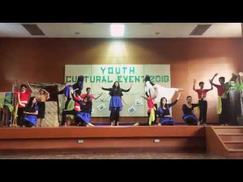 Guiwan Ward Youth Cultural Presentation 2016