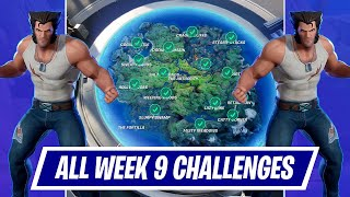 Фото All Week 9 Challenges Guide In Fortnite Chapter 2 Season 4 | How To Complete Week 9 Challenges