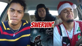 A Boogie Wit Da Hoodie - Swervin feat. 6ix9ine [Official Audio] REACTION REVIEW