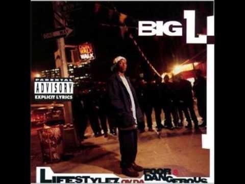 Big L -All Black- Track 5