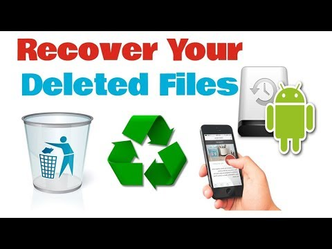 Keep Safe Deleted Files in Mobile | Best Recovery App | How to Recover Mobile Data