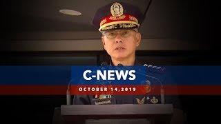 UNTV: C-News (October 14, 2019)