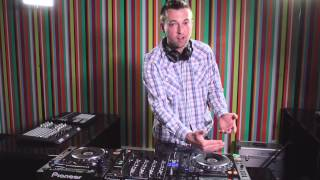 Tip 3: The cue scratch - DJ Expo 2013