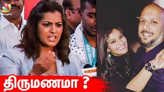 Varalaxmi to marry Business man? | Poda Podi, Sarkar, Radhika Sarathkumar, M.S.Dhoni
